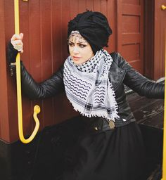 Hijabi of the Month March - Imaan Ali