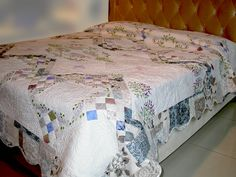 embroidery quilts; quilting long arm;