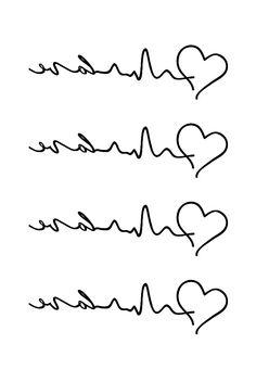 At least 58 yuan 2012 new candy tattoo sticker heartbeat love wa