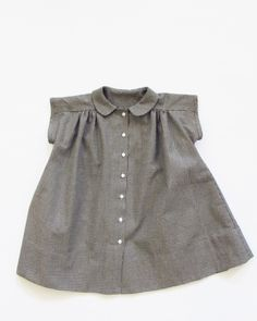 wolfechild prairie dress- gingham
