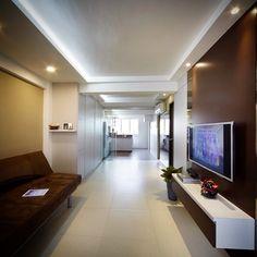 Interior Design Guide: HDB 3 rooms Interior Design | Home decor ...