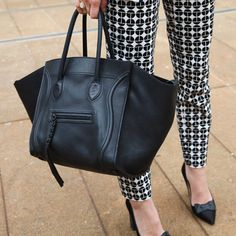 Celine bag {photo by Nicole Comeau}