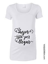 27552c18c Las 31 mejores imágenes de Camisetas embarazadas