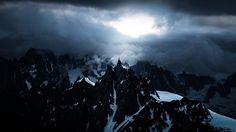 Spectacular Mont Blanc Pictures by Esteban Wautier  http://ift.tt/2leEAkX      #Design #Creation #Art #Production #Deco #Objet #Photo #Video #Projet #Concept