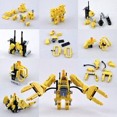 Power Loader Instructions