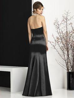After Six Bridesmaids Style 6673 http://www.dessy.com/dresses/bridesmaid/6673/?color=black&colorid=123#.UsEFm_RDvAg
