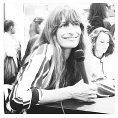 """#Regram """"#arwoman #carolinedemaigret a truly inspirational style leader."""" We want to know who inspires YOU. Post a picture of your #ARWOMAN to join the conversation."""