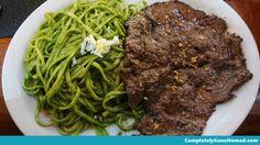 Spaghetti Verde  #Peru #Food #Travel