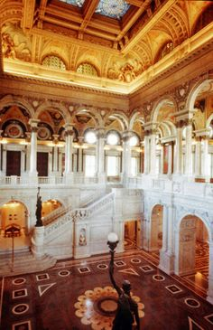 Government Shutdown Closes Library of Congress -- Online Too