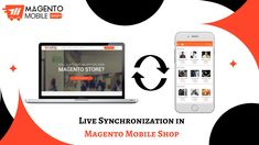 Would you like to experience one of the biggest benefits of using the #MobileApp extension with live #Synchronization feature? #Magento Mobile Shop helping you to synchronize your shopping website in real time. Build a customized #MagentoMobileApp for your eCommerce Store with Magento Mobile Shop. For more information, Visit us at Magento Mobile Shop.