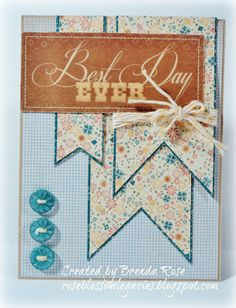 by Brenda Rose... with a little Scholastic Paper pack, too