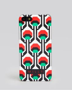 Shop for Tech Accessories - Designer Tribal Print iPhone 5 Case by Milly at ShopStyle. Cute Iphone 5 Cases, Cool Cases, 5s Cases, New Iphone, Tribal Prints, Tech Accessories, Traveling By Yourself, Handbags, Phone Case