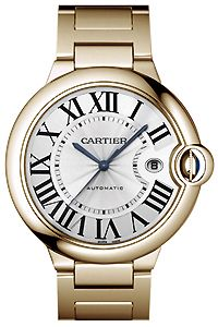 Cartier Ballon Bleu 18k Rose Gold