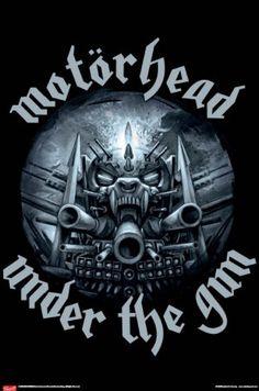 Motorhead ~ Under The Gun