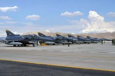 Kfirs Lined Up on Tarmac Fighter Aircraft, Fighter Jets, Iai Kfir, Yahoo Images, Military Aircraft, Airplane View, Air Force, Image Search, Airplanes