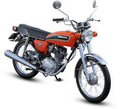 Honda Scrambler, Motos Honda, Honda Motorcycles, Cars And Motorcycles, Honda 125, Honda Motors, Honda Accord, Scooters, Bmx