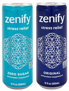 Celiac.com: Brain Fog? Zenify Keeps you Sharp and Focused #celiac #celiacdisease #glutenfree