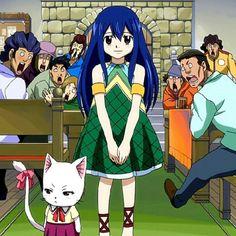 Fairy Tail || anime girl