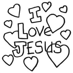 Download and Print this FREE Jesus My Savior & Friend