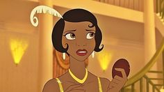 She's beautiful, clearly. But she doesn't rest on that. | 24 Reasons Tiana Is The Most Underrated Disney Princess