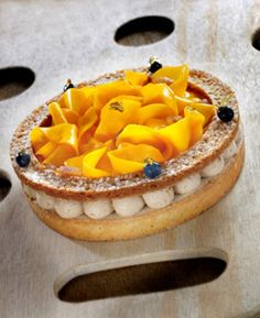 La mangue en tarte par Florian Gatto