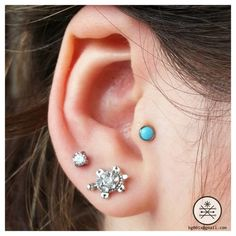 PIASA BODY ART TRAGUS
