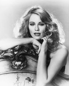 """He's got a really off-the-wall quality. The chemistry we had, the sexual attraction we had instantly, was also undefinable. I thought, he is really cute. And he looked me in the eye and said, ""I can't do this scene. You're too beautiful. Cybill Shepherd, Divas, Hottest Female Celebrities, Celebs, Beautiful Celebrities, Beautiful Women, Cinema, Bruce Willis, Classic Beauty"