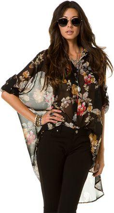 MINKPINK MISS SAIGON OVERSIZED SHIRT   http://www.swell.com/MINKPINK-MISS-SAIGON-OVERSIZED-SHIRT?cs=MU