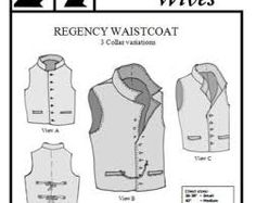 mens waistcoat patterns - Google Search Would work well with a clerical collar