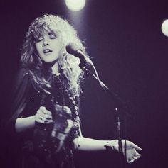 Stevie Nicks. So Angelic.