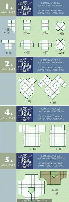 의류나 가방을 모티브로 만들때 모티브 모양이나 입을 디자인에 따른 모티브 챠트입니다 출처 :PIN