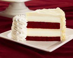 Red velvet cake, my all time fav