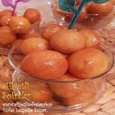 Lokma Tatlısı Yemek Tarifi Arabic Dessert, Bakery Cakes, Turkish Recipes, Dessert Recipes, Desserts, Cakes And More, Sweet Tooth, Yummy Food, Snacks