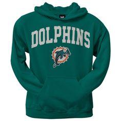 Miami Dolphins - Logo Scrimmage Premium Pullover Hoodie 2ca58a47f