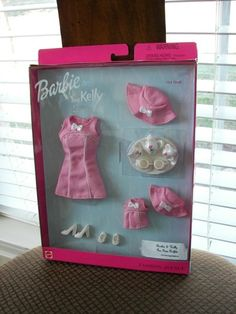 Barbie and Kelly Tea Time Fashion Avenue #25756