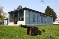 Museo de la Real Fabrica de Artilleria de La Cavada Edificio  cantabria Cantabriarural