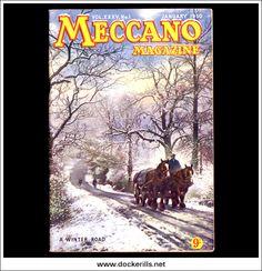 Meccano Magazine XXXV No.1 January 1950 Collectible | hobbyDB