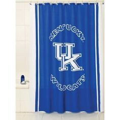NCAA Shower Curtain NCAA Team: Kentucky by Championship Home Accessories, http://www.amazon.com/dp/B0027HTPSW/ref=cm_sw_r_pi_dp_p6birb19TYH0V