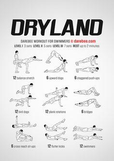 Kara egzersizleri  Dryland Workout