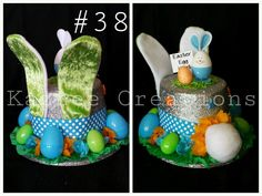 Boys Decorated Easter Hat School Bonnet Parade #38 **EXPRESS POST AVAILABLE ** in Clothing, Shoes, Accessories, Costumes, Unisex Costumes | eBay