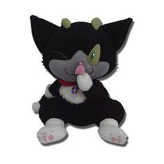 Blue Exorcist Kuro Cat Plush