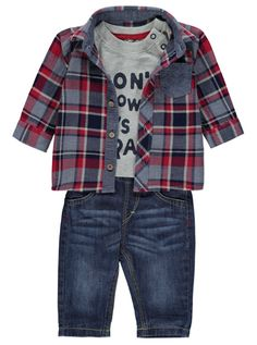 Checked Shirt Outfit, Baby Boy Outfits, Cute Outfits, Newborn Halloween, Check Shirt, Kids Wear, Latest Fashion For Women, Baby Kit, Baby Style