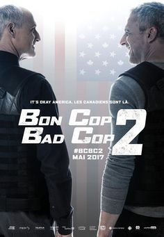 Colm Feore and Patrick Huard in Bon Cop Bad Cop 2 (2017)