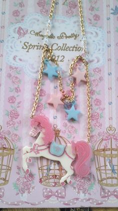 Angelic Pretty necklace