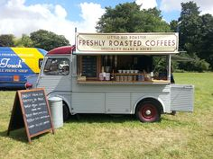 Coffee Truck, Dorset Chilli Festival