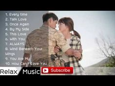[Thaisub-Karaoke] You Are My Everything – Gummy (거미) | Descendants of the Sun OST - YouTube
