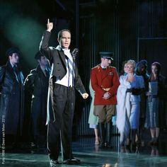 """""""Ich wäre wirklich sehr gut für Dich"""" -Thomas Borchert als Perón #Evita #wearemusical"""