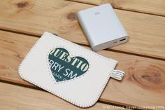 How to Sew Felt Zipper Pouch. Step by Step Photo Sewing  Tutorial.