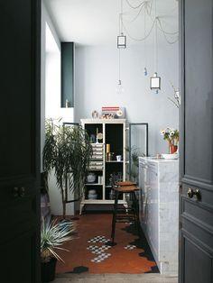 Le charme de la décoration parisienne - FrenchyFancy