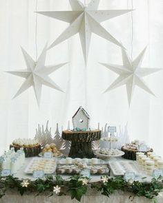 Shake My Blog   Sweet table de Noël en forêt